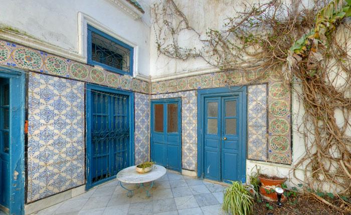 دار بن عمار في تونس