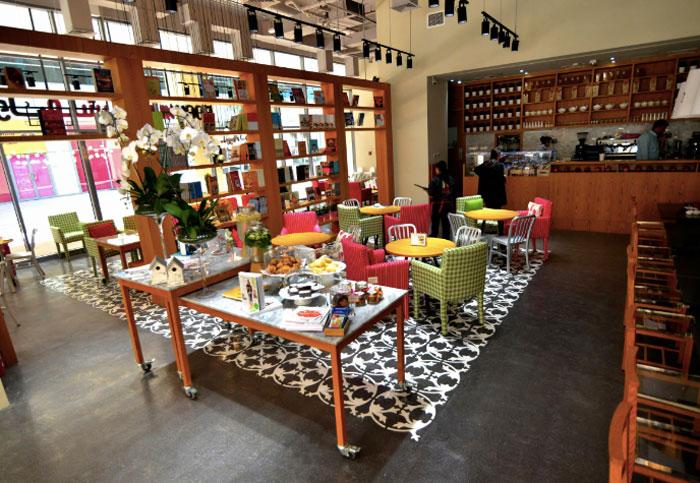 افضل مقاهي دبي - افضل مطاعم دبي - مقهى بوكمانش