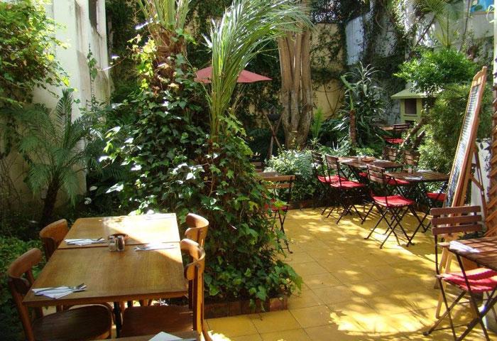 مقاهي المغرب - أبرز مقاهي الرباط - بوتيس