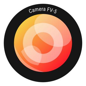 افضل تطبيقات الكاميرا - تطبيق Camera FV-5