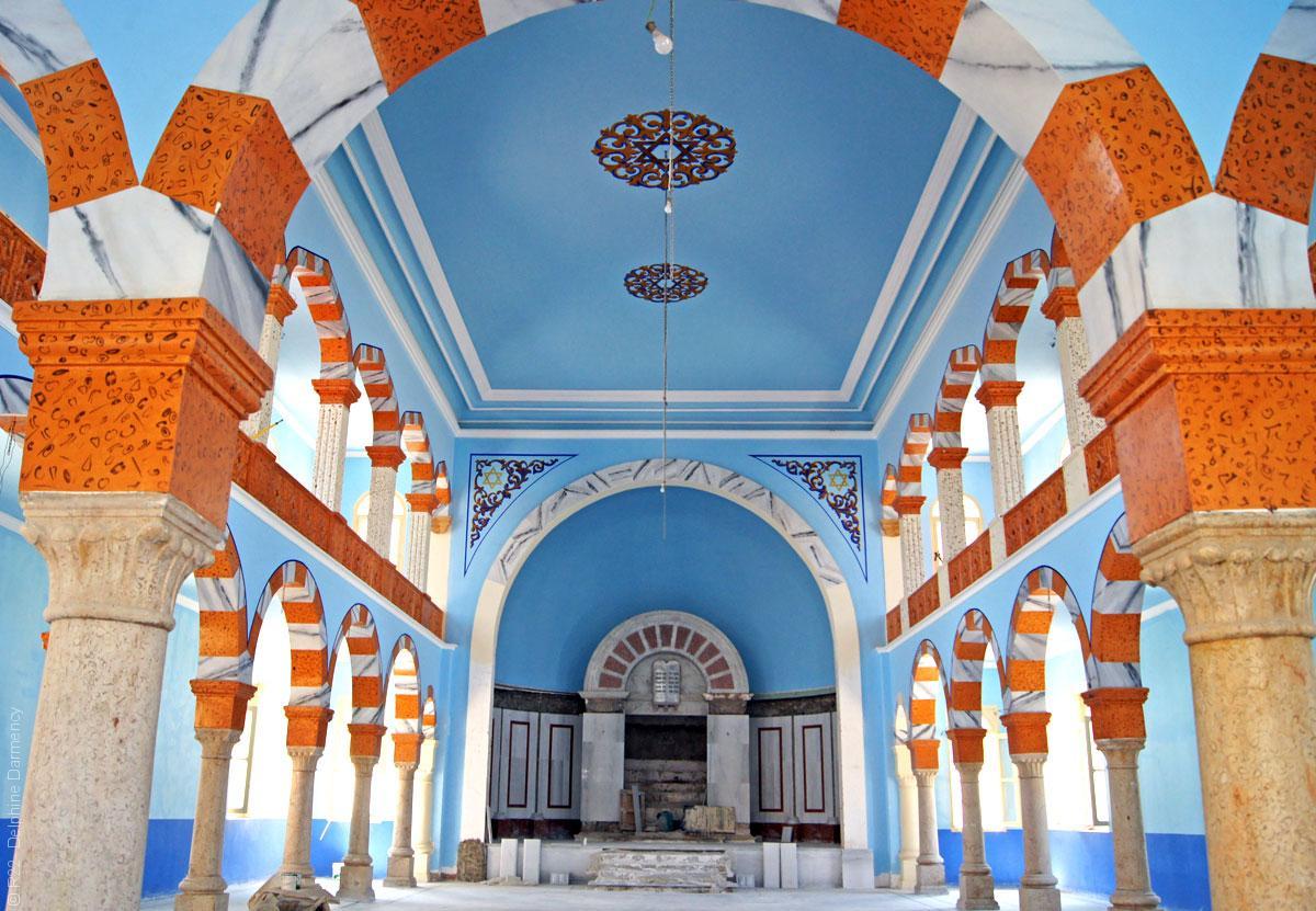 يهود لبنان - ما تبقى من المعابد اليهودية في لبنان الكنيس في بيروت