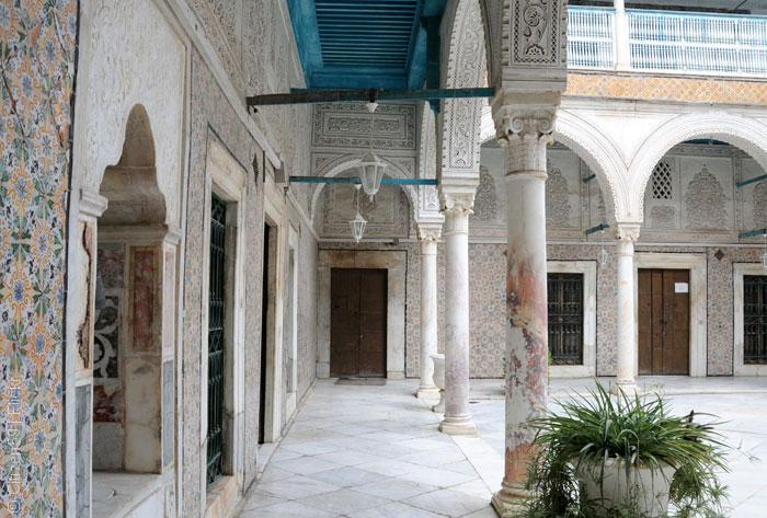 دار بن عبدالله في تونس