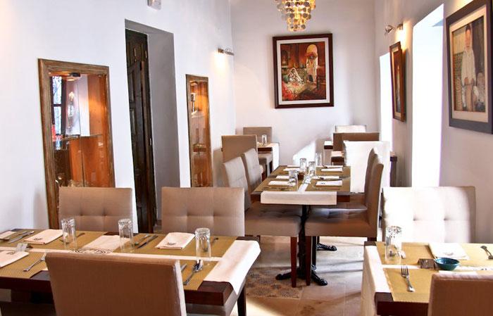 مطعم و مقهى ثقافي العلي