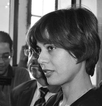 السياسيون العرب الأصغر سناً - إيمان هدى فرعون