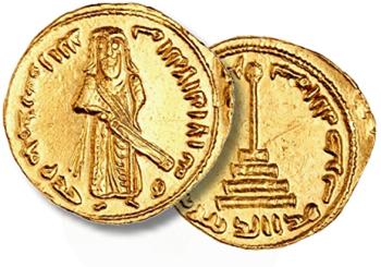 العملات الاسلامية - علمة إسلامية قديمة 4