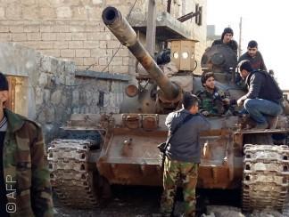الكل يخسر والكل يريد مواصلة القتال في سوريا