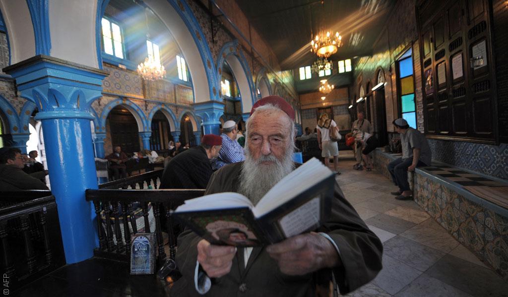 جذور اليهودية في تونس ممتدة في التاريخ
