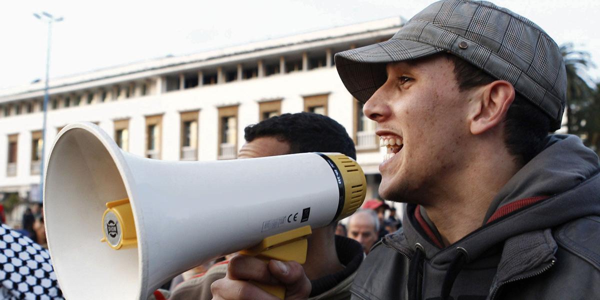 """مغنّي الراب المغربي """"الحاقد"""" على السلطة"""