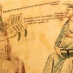 ابن رشد الأندلسي في أوروبا: قصة في خمس لوحات