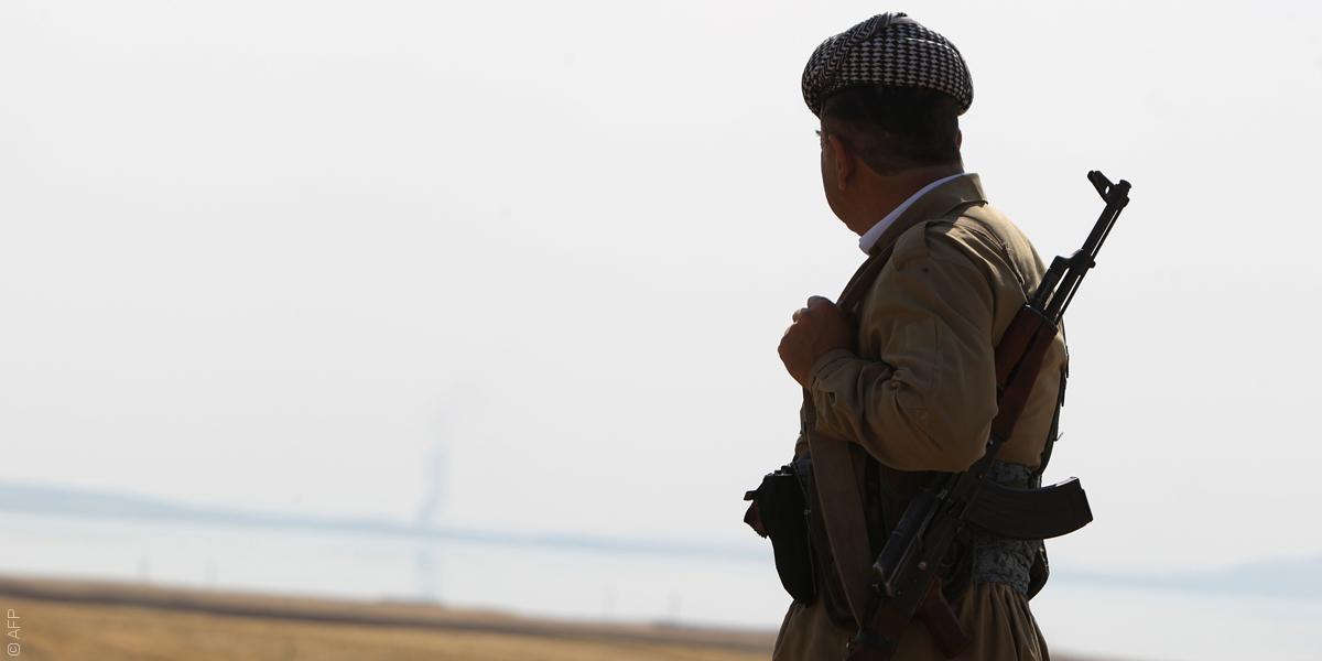 """طائفة الكاكائيين الصغيرة في العراق تحمل السلاح على غرار """"الكِبار"""""""