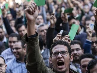 هل ستنبع شرارة الثورة المصرية المقبلة من النقابات؟