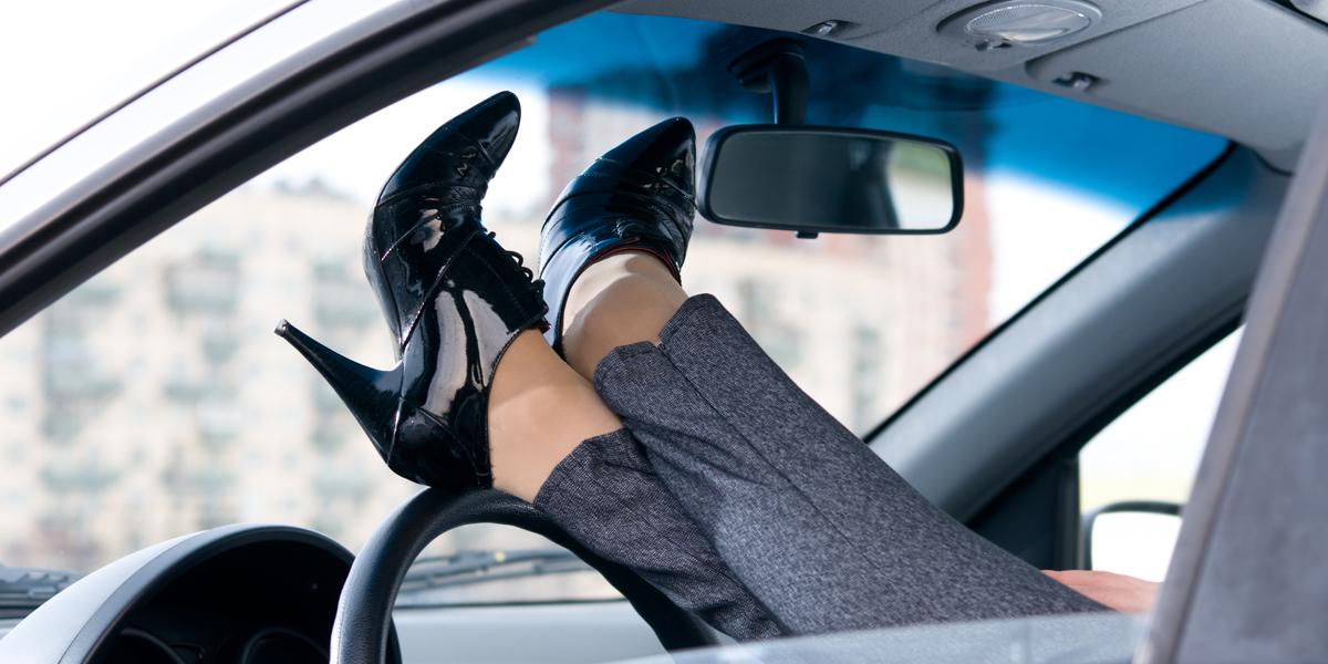 القيادة: للرجال فقط؟