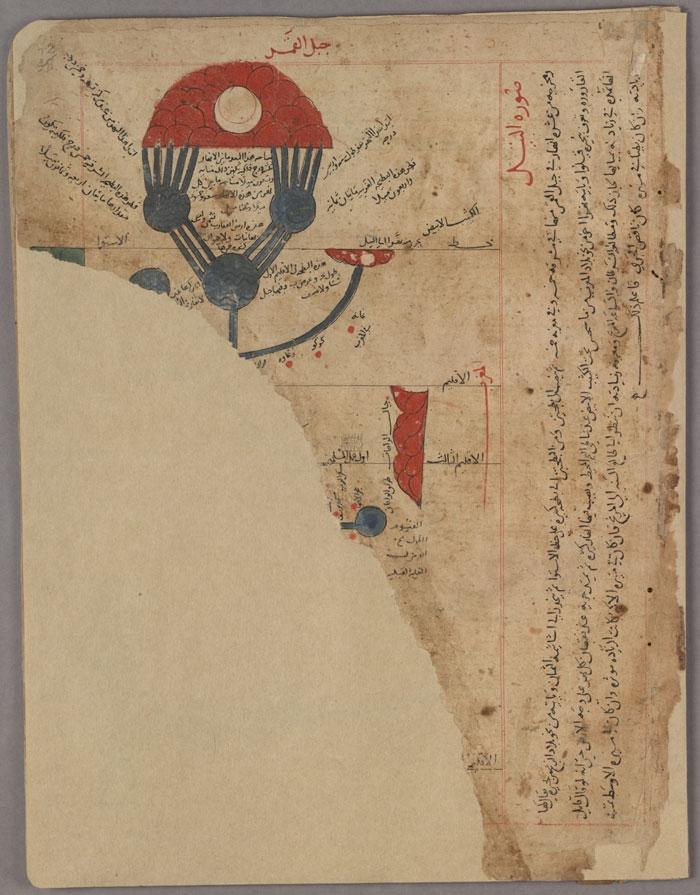 صورة الكون منذ ألف عام - صور قديمة للكون - نهر النيل