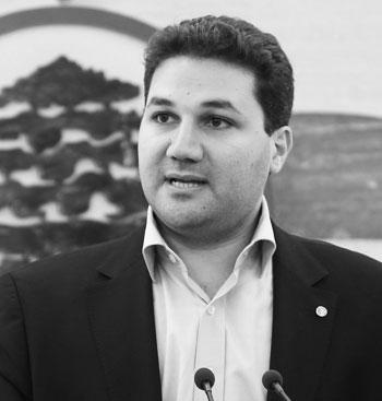السياسيون العرب الأصغر سناً - نديم الجميل