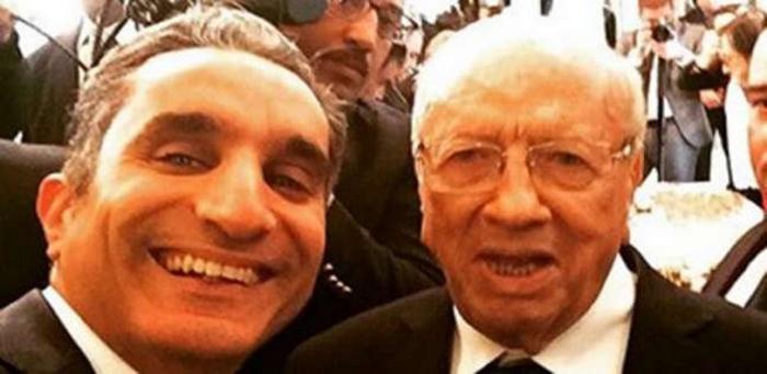 السياسيين العرب والسيلفي - الباجي قايد السبسي