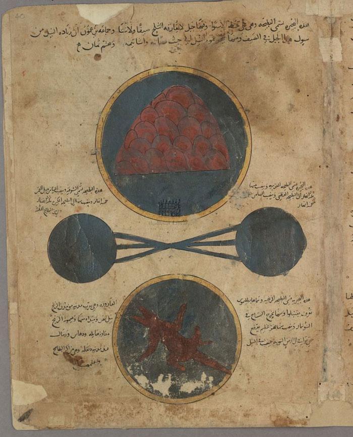 صورة الكون منذ ألف عام - صور قديمة للكون - منبع نهر النيل