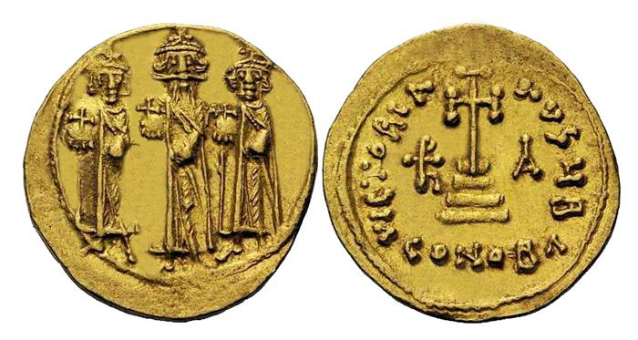 العملات الاسلامية - علمة إسلامية قديمة 3