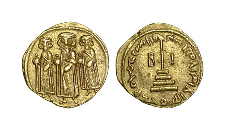 العملات الاسلامية - علمة إسلامية قديمة 2
