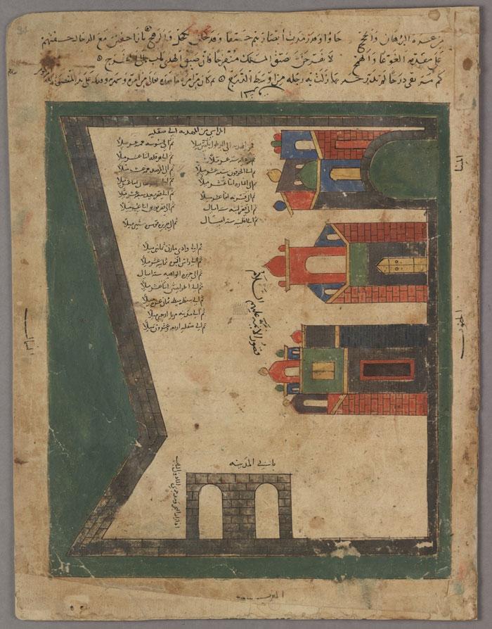 صورة الكون منذ ألف عام - صور قديمة للكون - خريطة مهدية