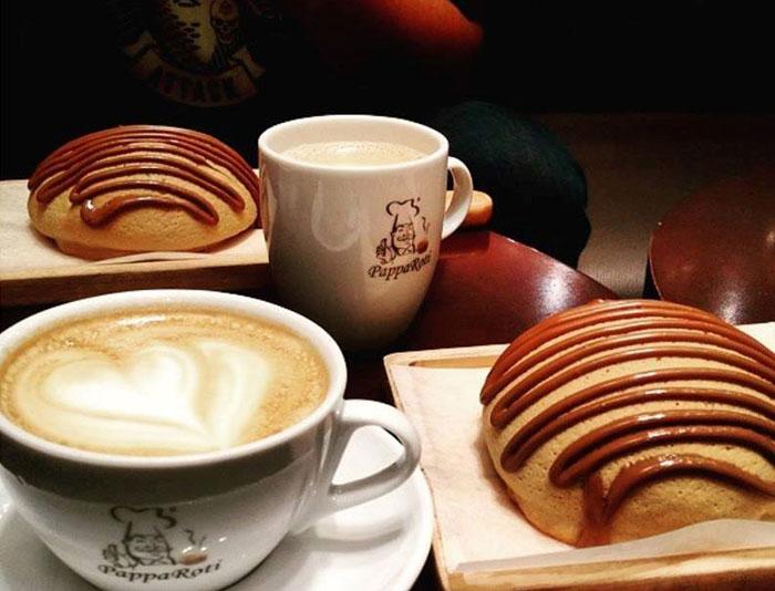 افضل مقاهي دبي - افضل مطاعم دبي - مقهى باباروتي