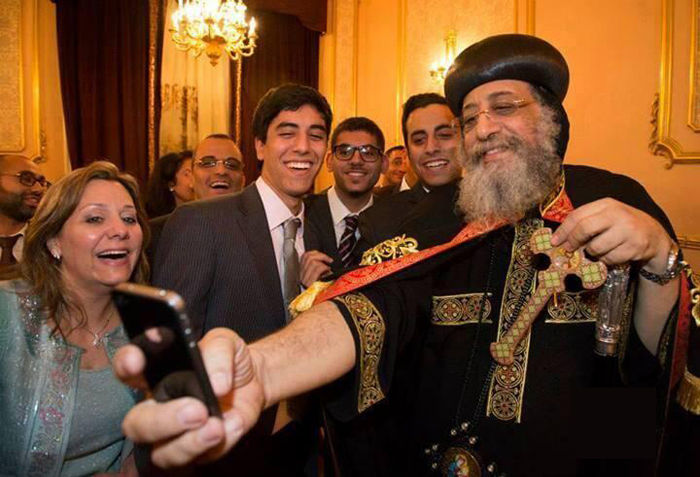 السياسيين العرب والسيلفي - البابا طواضروس