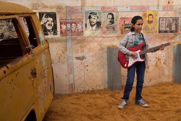 فيلم محمد عساف - لقطة 3