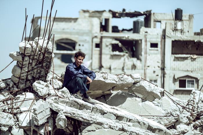 فيلم محمد عساف - لقطة 2