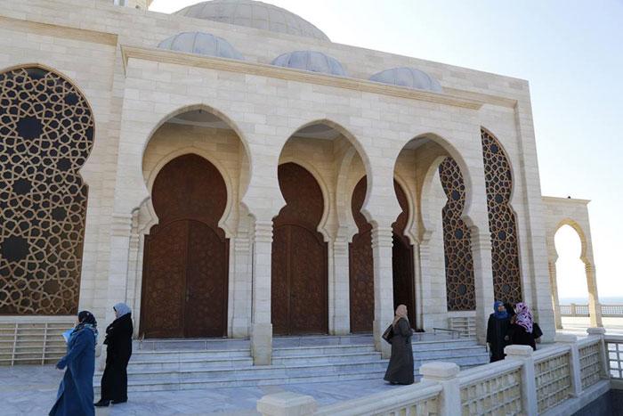 مسجد الخالدي