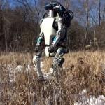 """""""أطلس"""" روبوت ينافس الإنسان."""