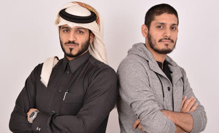 عبد الله الخنجي وحارث أغادي