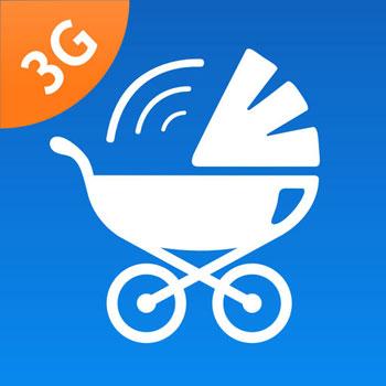 تطبيق Baby Monitor 3G