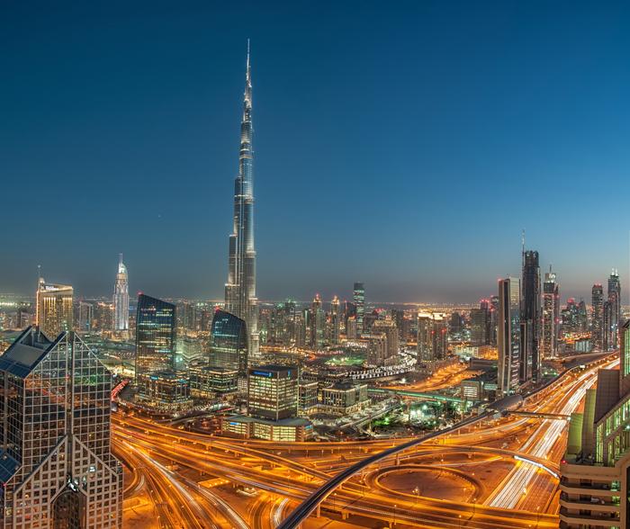ارقام قياسية عربية - برج خليفة