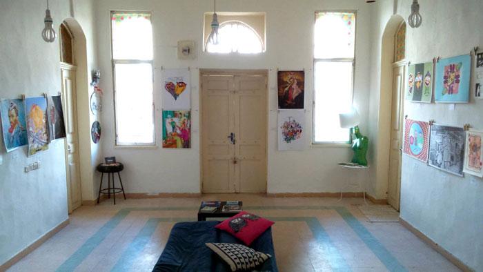 الفن المستقل في الأردن - أبرز المساحات الفنية المستقلة في الأردن - Fada4
