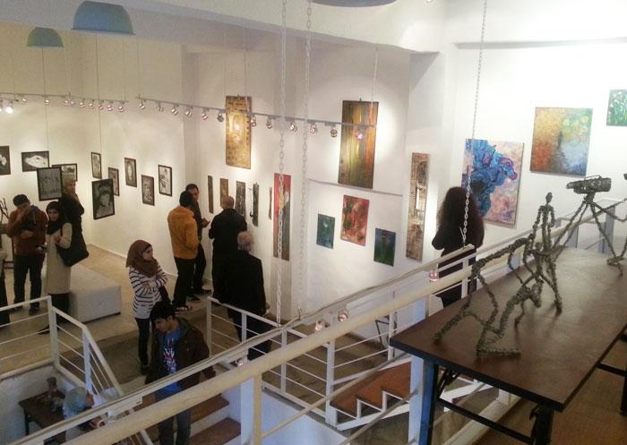 الفن المستقل في الأردن - أبرز المساحات الفنية المستقلة في الأردن - جدل للمعرفة والثقافة 2