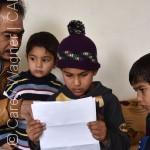 من هيلغا إلى ساجدة… لاجئون من الحرب العالمية الثانية يراسلون أطفالاً سوريين