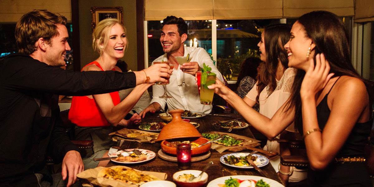 أفضل المطاعم الشرق أوسطية في لوس أنجلوس