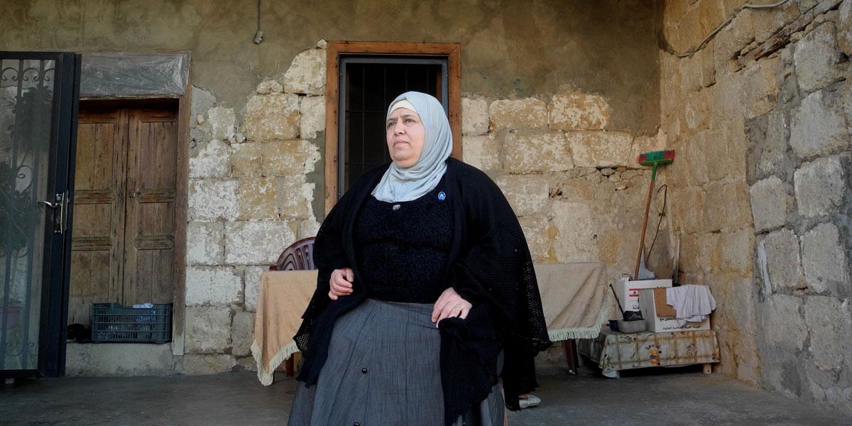 """""""أحلم بلم شمل عائلتي حول مائدة الطعام من جديد في سوريا"""""""
