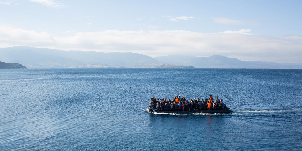 ابتكارات تكنولوجية تمحورت حول اللاجئين السوريين فقط