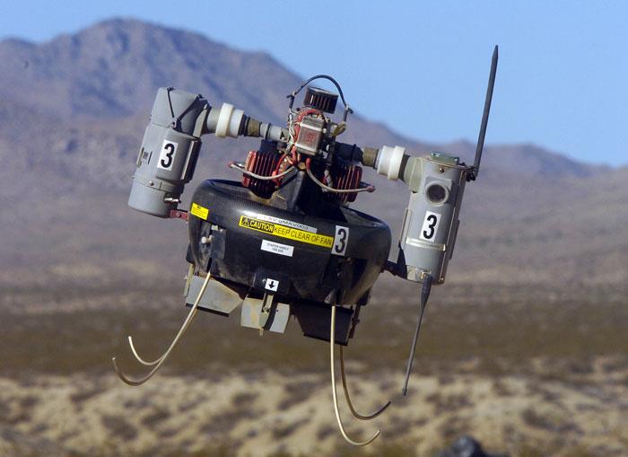 طائرات دون طيّار MAV