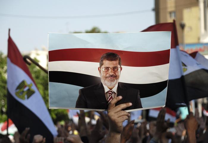 النظام المصري - محمد مرسي