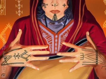 الوشم في تونس: من الأمازيغ إلى الجيل الجديد