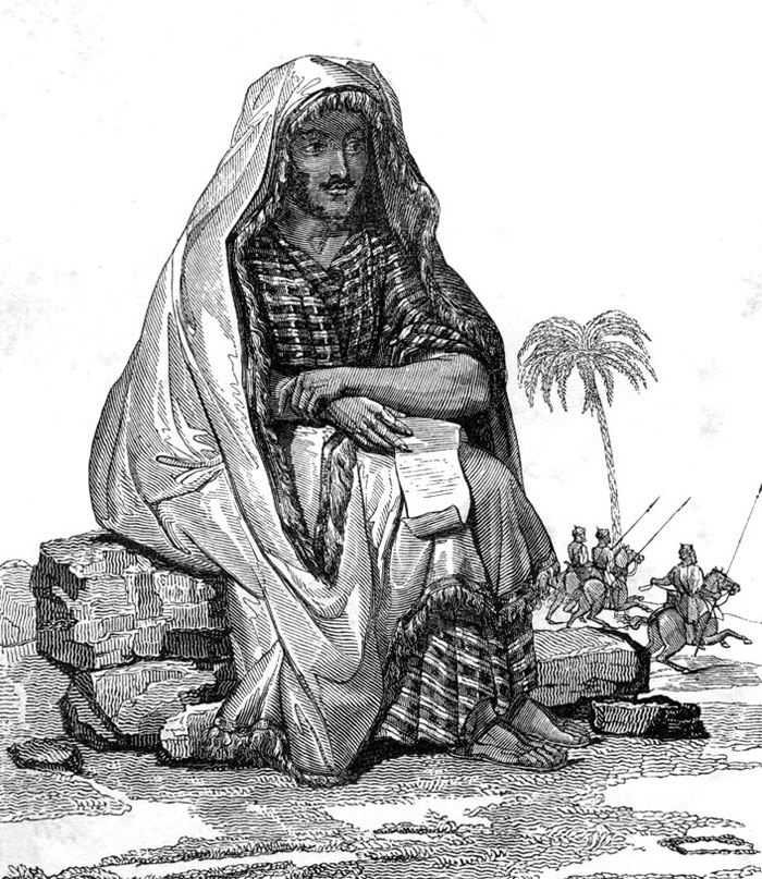 Rene_Caillie_in_arab_clothing_1830