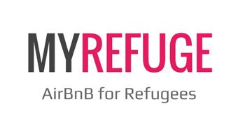 تقنيات لمساعدة اللاجئين - My refuge