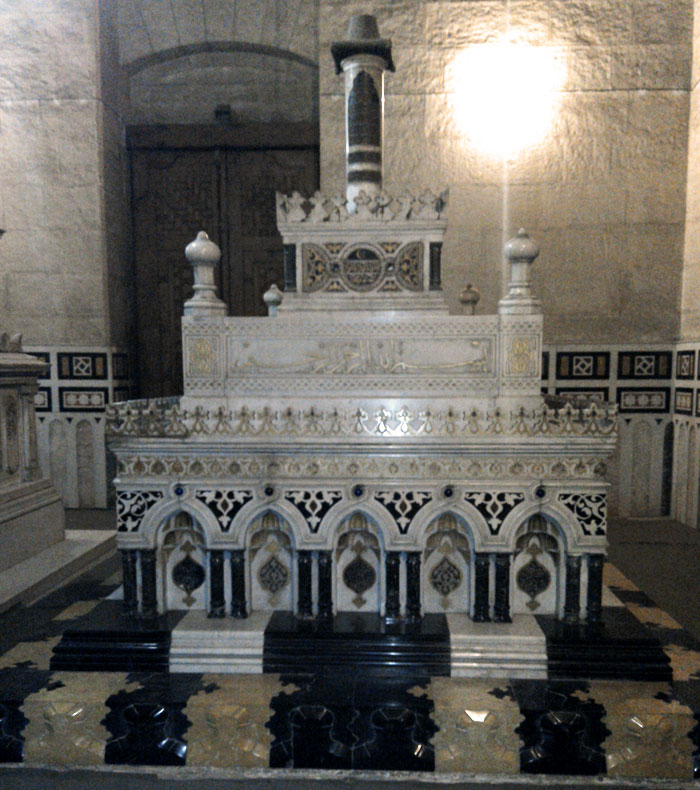 مقبرة اسماعيل