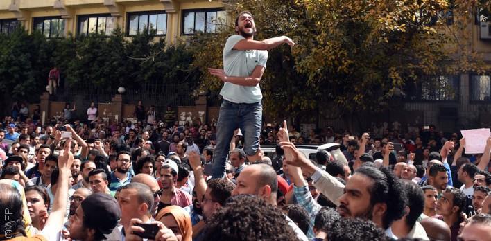 """غداً سيتظاهر المواطنون المصريون... ولكن أين القادة """"الشعبيين""""؟"""