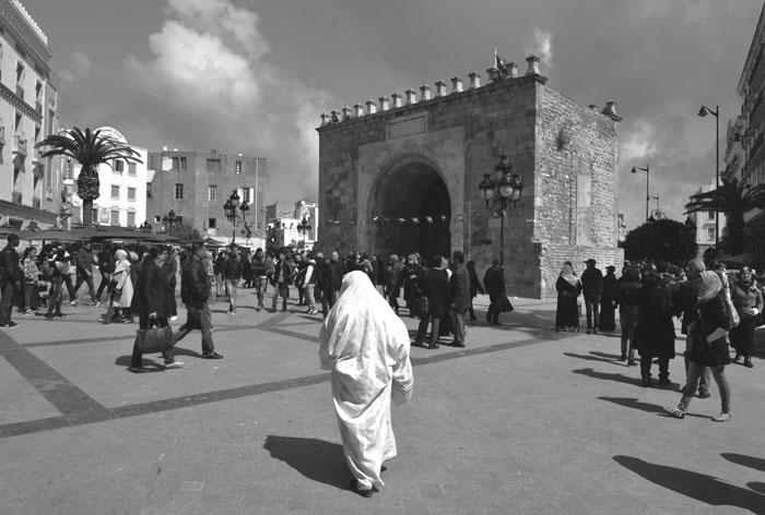 تعرفوا على شوارع تونس عبر مصوريها على إنستغرام - أمين بوصفارة
