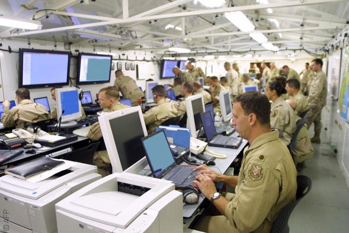 قاعدة عسكرية اميركية