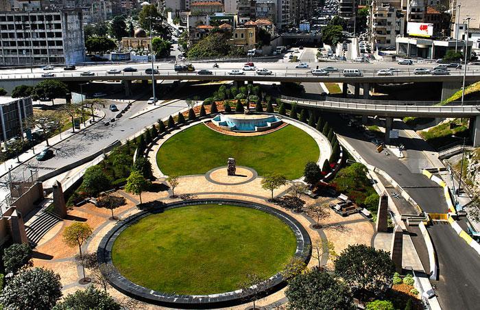 حديقة جبران خليل جبران