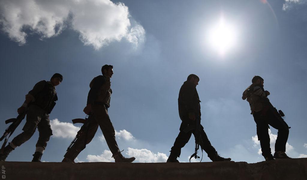 """رحلة """"أبو جورج النصراني"""" من الجيش الحر إلى داعش"""