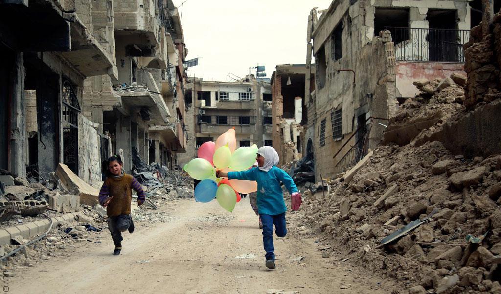 لماذا ما زالوا في دمشق حتى الآن؟